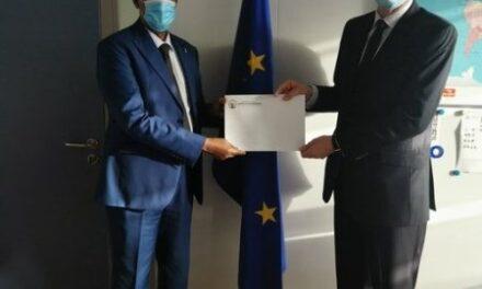 L'Ambassadeur du Rwanda présente ses lettres de créance auprès des institutions de l'UE