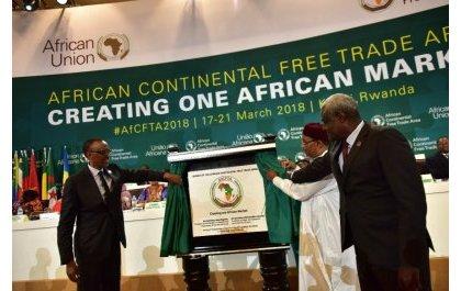 La Zone Africaine de Libre Echange démarre ses activités avec l'an 2021