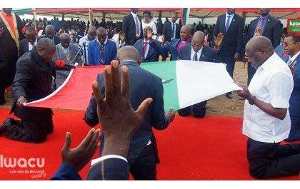 Le président burundais promet une prochaine renormalisation des relations rwando burundaises