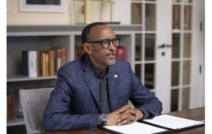 Perezida Kagame yavuze ku mikoranire igoye na Leta Zunze Ubumwe za Amerika n'icyakorwa na Guverinoma ya Biden