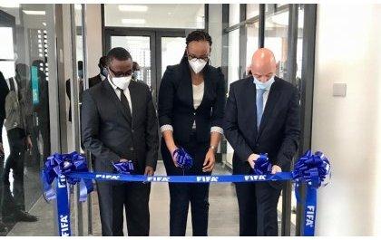 Un bureau régional Afrique de l'Est de la FIFA relocalisé d'Addis Abbeba à Kigali