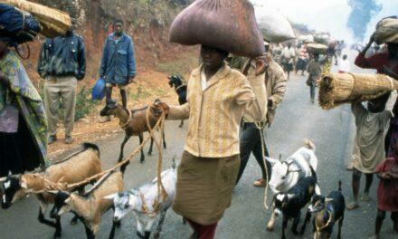 Sur les traces de l'exode des réfugiés BAhutu à travers le Congo