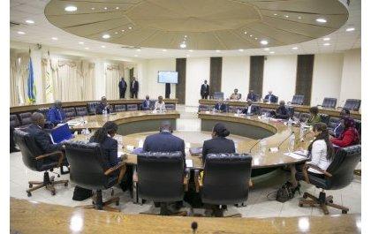 La Commission des réformes de l'UA dirigée par le president Paul Kagame: un bilan de mi-parcours