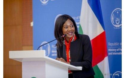 La Centrafrique souhaite la bienvenue aux investisseurs rwandais operant dans l' Agriculture et les Banques