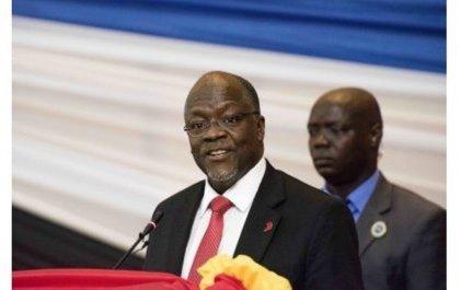 Le Président tanzanien John Pombe Magufuli décédé