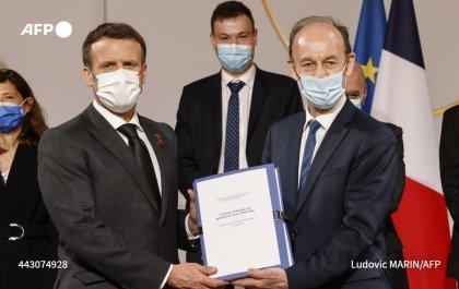 "Raporo ya ""Komisiyo Duclert"" yashinje u Bufaransa 'uruhare rukomeye' muri Jenoside, ibererekera Opération Turquoise"