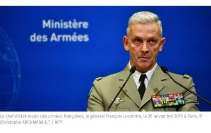 Rwanda : Gen.Lecointre qualifie d'»insupportables» les accusations contre l'armée française dans l'Operation Turquoise