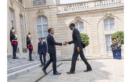 Le Président français visite bientôt le Rwanda
