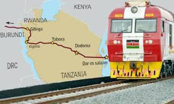 Les préparatifs de la construction du chemin de fer Isaka-Kigali en cours