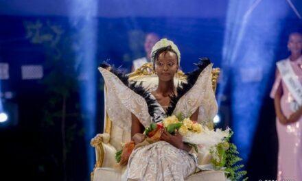 Ingabire Grâce a gagné la couronne de Rwanda 2021