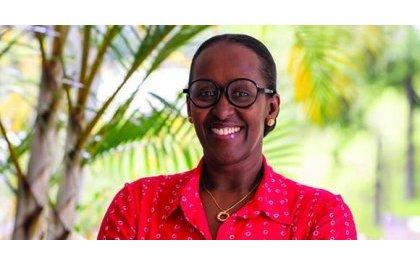 Abanyarwandakazi berekanye ukwihangana kudasanzwe mu bihe by'amage- Madamu Jeannette Kagame