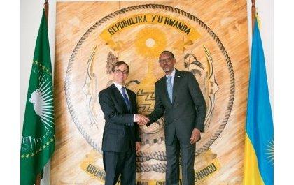 Les USA offrent au Rwanda un don de 17 milliards pour lutter contre le Covid19