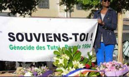 Le rapport DUCLERT et la poursuite des génocidaires en France