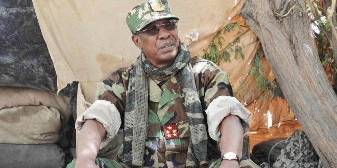 Mort d'Idriss Deby : Tshisekedi présente ses condoléances au nom du peuple africain