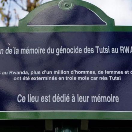 Génocide  cOntre  les BATUTSI