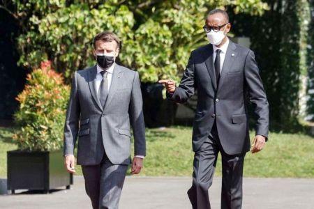 « les mots du président Macron ont plus de valeur que des excuses », déclare Paul Kagame