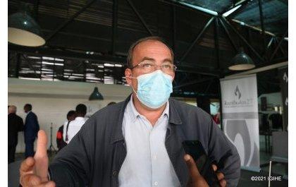 « Il n'y a pas eu de génocide en RDC » Patrick de Saint Exupéry