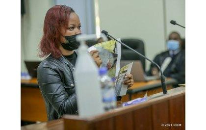Parole de la victime du terrorisme de Rusesabagina