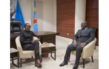 Rendez vous Tshisekedi-Kagame à Rubavu et Goma