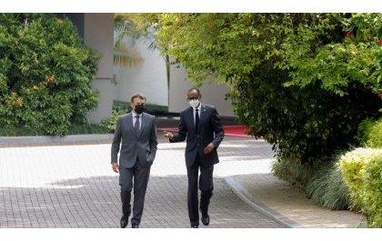 France : Les remous de la visite de Macron au Rwanda