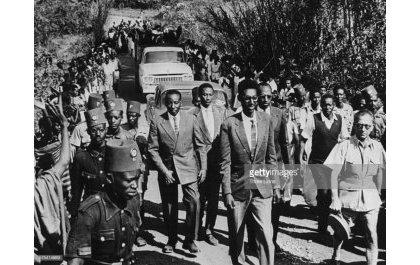 Uko umwami Kigeli V yimwe pansiyo mu 1962 hitwajwe ko atayoboye u Rwanda