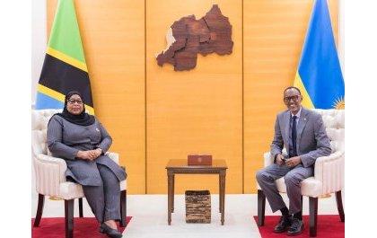 Rwanda-Tanzanie une vieille histoire et des intérêts en commun