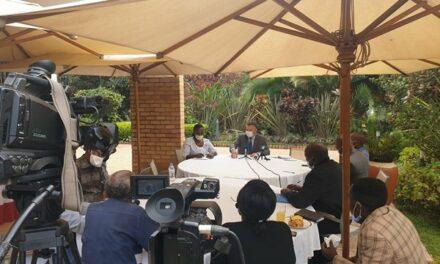 L'ambassadeur de France au Rwanda revient sur les promesses du Président MACRON