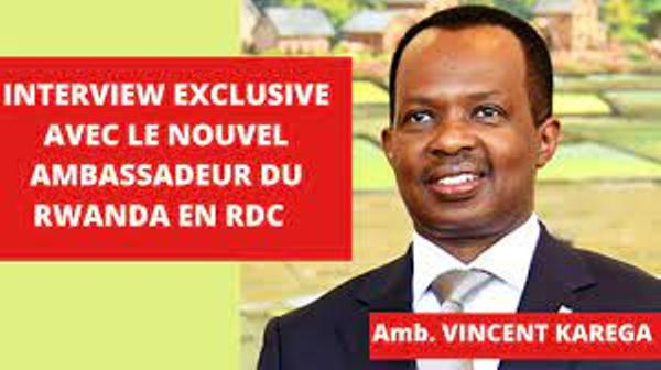 Le rapport de l'ONU accusant le Rwanda d'exploiter illégalement les minerais de la RDC est une campagne de dénigrement (Vincent Karega)