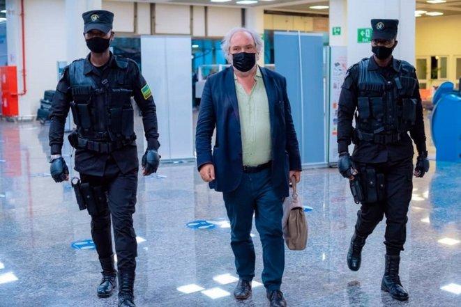 RWANDA JUSTICE : L'AVOCAT VINCENT LURQUIN EXPULSE DU RWANDA