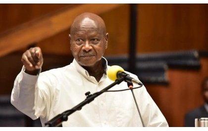 Museveni yutse inabi umunyamakuru wamubajije ku mubano wa Uganda n'u Rwanda