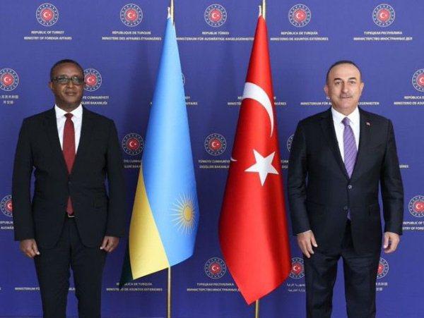 La Turquie et le Rwanda signent des accords sur l'éducation, l'industrie et le sport