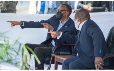 Ingabo z'u Rwanda ntabwo ziri muri Mozambique ku bw'impanuka- Perezida Kagame