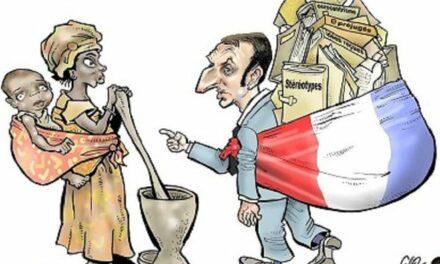 DE QUEL DROIT ET POUR QUEL BUT MACRON PEUT-IL CONVOQUER LA SOCIETE CIVILE AFRICAINE ?
