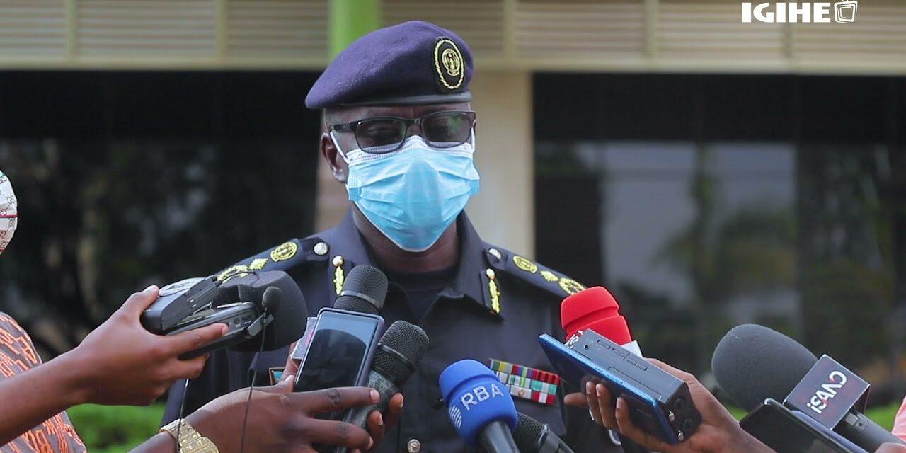 Abantu 13 bafashwe bitegura kugaba ibitero by'iterabwoba muri Kigali (Video)